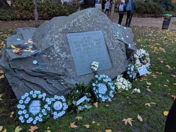 Conscientious Objectors' Stone